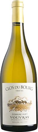 """Вино Domaine Huet, """"Clos du Bourg"""" Vouvray AOC, 2017"""