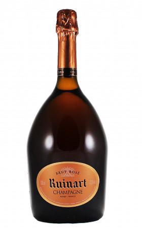Шампанское Ruinart Rose Brut 1.5л