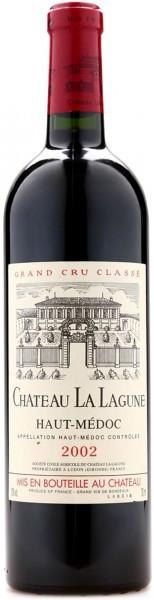 Вино Chateau La Lagune Haut-Medoc AOC 3-eme Grand Cru Classe 2002