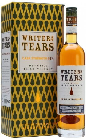 "Виски Hot Irishman, ""Writers Tears"" Cask Strength, gift box, 0.7 л"