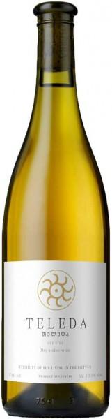 Вино Teleda, Dry Amber, 2013