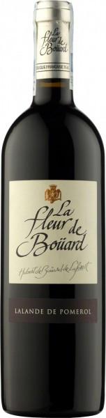 Вино La Fleur de Bouard, Lalande de Pomerol AOC, 2010