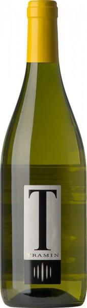 """Вино Tramin, """"T"""" Bianco, Dolomiti IGT, 2013"""