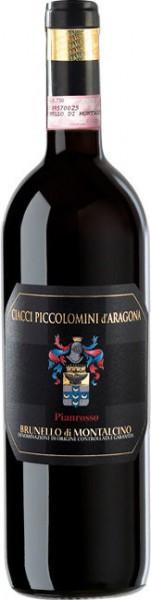 """Вино Ciacci Piccolomini d'Aragona, """"Pianrosso"""", Brunello di Montalcino DOCG, 2010"""