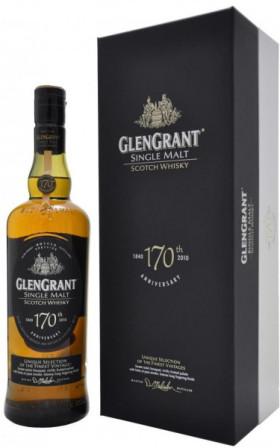 "Виски Glen Grant, ""170th Anniversary"", gift box, 0.7 л"
