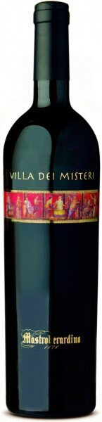 "Вино Mastroberardino, ""Villa dei Misteri"", Pompeiano IGT, 2007"