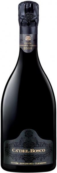 "Игристое вино ""Cuvee Annamaria Clementi"", Franciacorta DOCG, 2006"