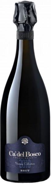 Игристое вино Franciacorta Brut DOCG, 2010