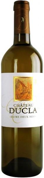 """Вино """"Chateau Ducla"""" Blanc, Entre Deux Mers AOC"""