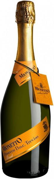 """Игристое вино Mionetto, """"Prestige Collection"""" Prosecco DOC Treviso Brut"""
