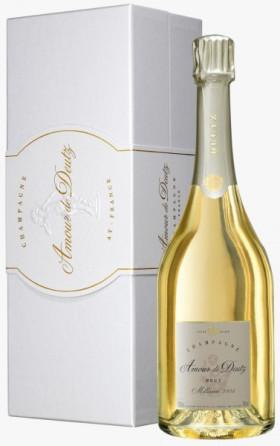 "Шампанское ""Amour de Deutz"" Brut Blanc, 2009, gift box"