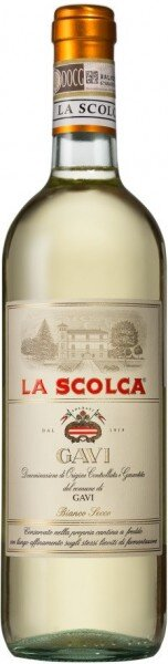 "Вино Gavi DOCG, ""La Scolca"", 2016"