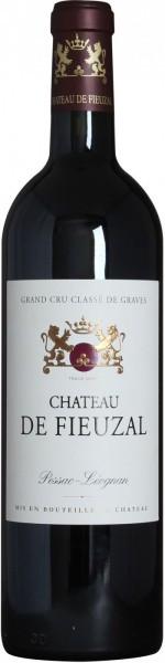 Вино Chateau de Fieuzal, Pessac-Leognan AOC Rouge, 2011, 0.375 л