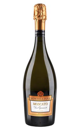 Игристое вино Cantina Montelliana Moscato Spumante 0.75л