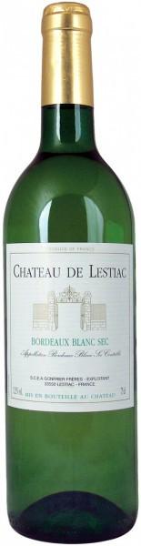 Вино Chateau de Lestiac, Bordeaux AOC Blanc, 2011