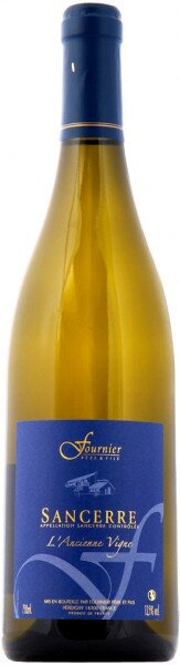"""Вино Fournier Pere et Fils, """"L'Ancienne Vigne"""" Blanc, Sancerre AOC, 2010"""