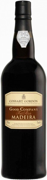 "Вино Cossart Gordon, ""Good Company"" Full Rich"