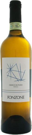 Вино Fonzone, Greco di Tufo DOCG, 2012