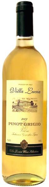Вино Castellani Villa Lucia Pinot Grigio IGT 2009