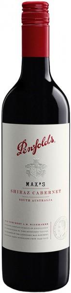 "Вино Penfolds, ""Max's"" Shiraz Cabernet, 2014"