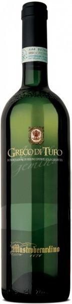 Вино Mastroberardino, Greco di Tufo DOCG, 2012