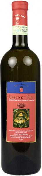 Вино Benito Ferrara, Greco di Tufo DOCG, 2011