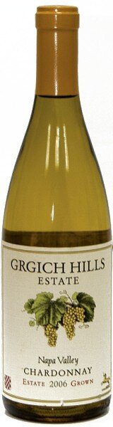 Вино Grgich Hills Estate Chardonnay 2006 (Biodynamic Wine)