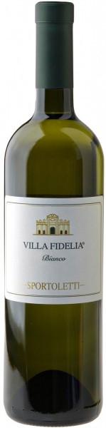 """Вино Sportoletti, """"Villa Fidelia"""" Bianco IGT, 2010"""