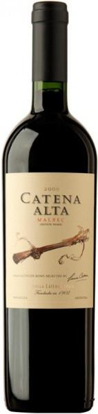 """Вино """"Catena Alta"""" Malbec, Mendoza, 2009"""