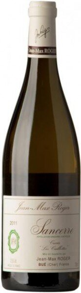 "Вино Jean-Max Roger, Sancerre Blanc АОC ""Les Caillottes"", 2011"