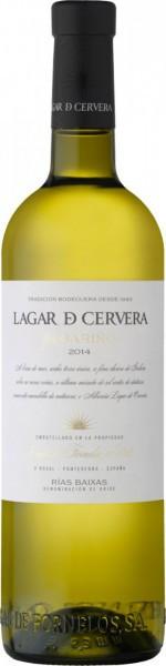 "Вино ""Lagar de Cervera"" Albarino DO, 2014"
