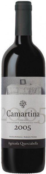 "Вино Querciabella, ""Camartina"", Toscana IGT, 2005"