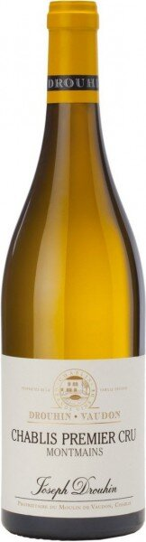 "Вино Chablis Premier Cru ""Montmains"" AOC, 2014"