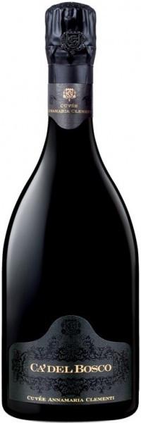 "Игристое вино ""Cuvee Annamaria Clementi"", Franciacorta DOCG, 2007"
