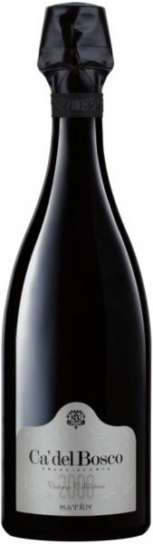 "Игристое вино Ca' del Bosco, ""Saten"", Franciacorta DOCG, 2008"