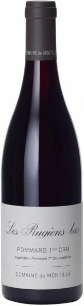 """Вино Domaine de Montille, Pommard 1-er Cru """"Les Rugiens-Bas"""" AOC, 1997, 1.5 л"""