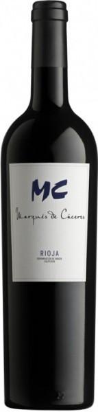 """Вино Marques de Caceres, """"MC"""", 2011"""