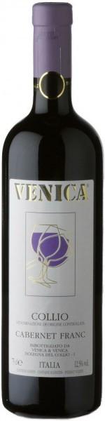 Вино Venica & Venica, Cabernet Franc, Collio DOC, 2013