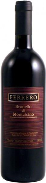 Вино Claudia Ferrero, Brunello di Montalcino DOCG, 2010, 1.5 л