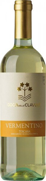 Вино Doga delle Clavule, Vermentino, Toscana IGT, 2014