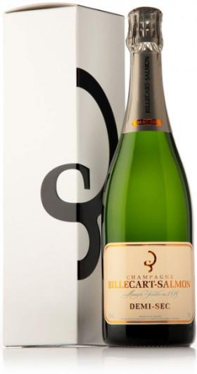 Шампанское Billecart-Salmon, Demi-Sec, gift box