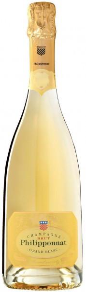 """Шампанское Philipponnat, """"Grand Blanc"""", Champagne AOC, 2006"""
