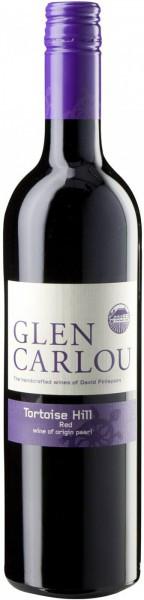 "Вино Glen Carlou, ""Tortoise Hill"" Red, 2010"