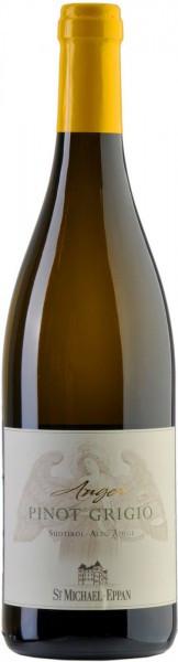 "Вино San Michele-Appiano, ""Anger"" Pinot Grigio, Alto Adige DOC, 2014"