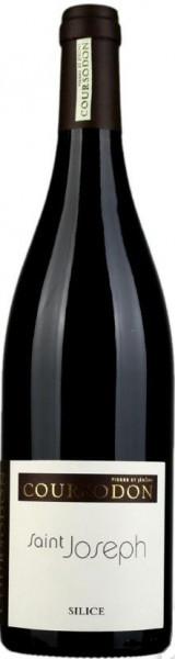 """Вино Saint-Joseph, """"Silice"""", Domaine Coursodon, 2014"""