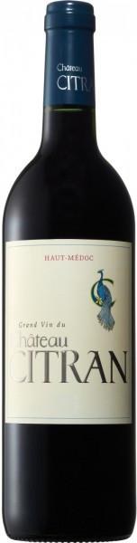 Вино Chateau Citran, Haut-Medoc AOC Cru Bourgeois, 2008