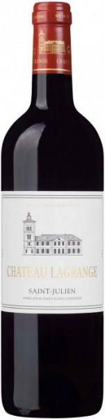 Вино Chateau Lagrange, Saint-Julien AOC 3-eme Grand Cru Classe, 2004, 1.5 л