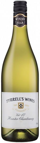 "Вино Tyrrell's Wines, Chardonnay ""Vat 47"", 2002"