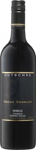 """Вино Dutschke, """"Oscar Semmler"""" Shiraz, 2010"""