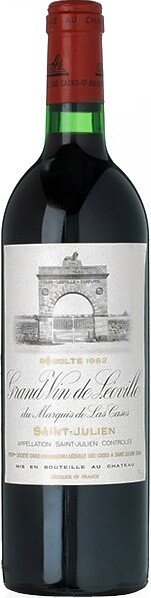Вино Chateau Leoville Las Cases Saint-Julien AOC 2-eme Grand Cru Classe, 1988